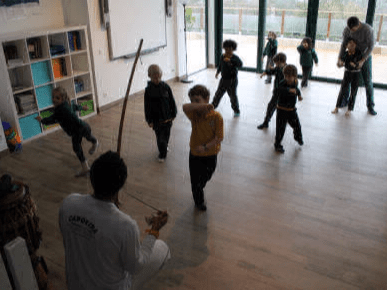 Music and Activities at Forest International School Paris