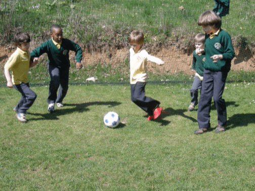 Soccer - Forest International School Paris